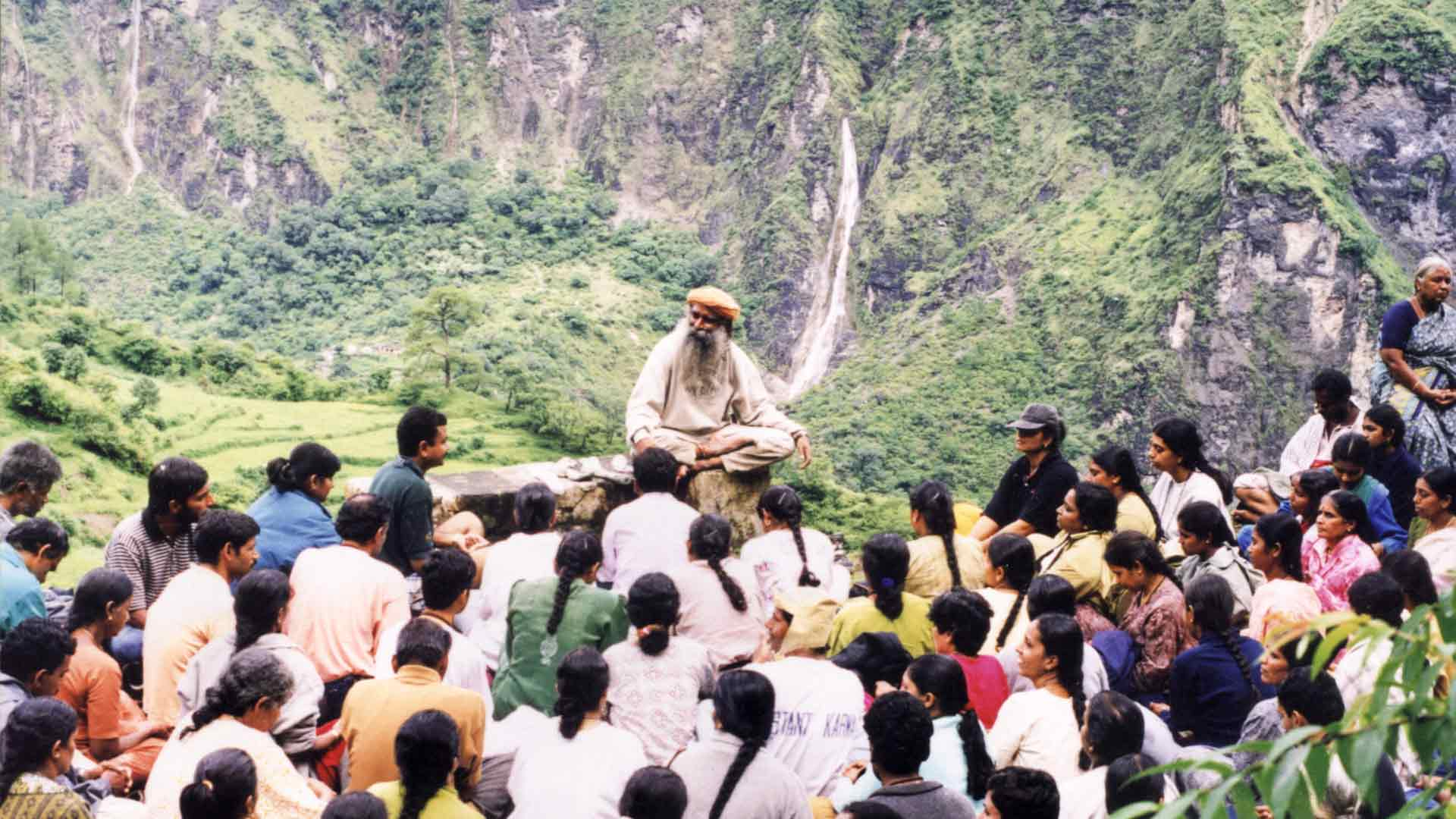 Is A Guru Essential For Spiritual Transformation?