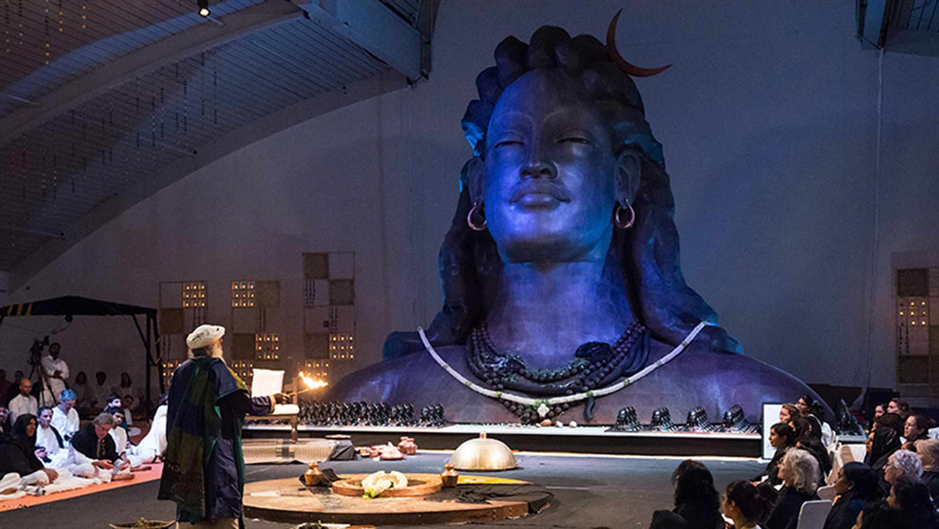 The Dimensions of Adiyogi: Sadhguru on Adiyogi at iii – Part 1