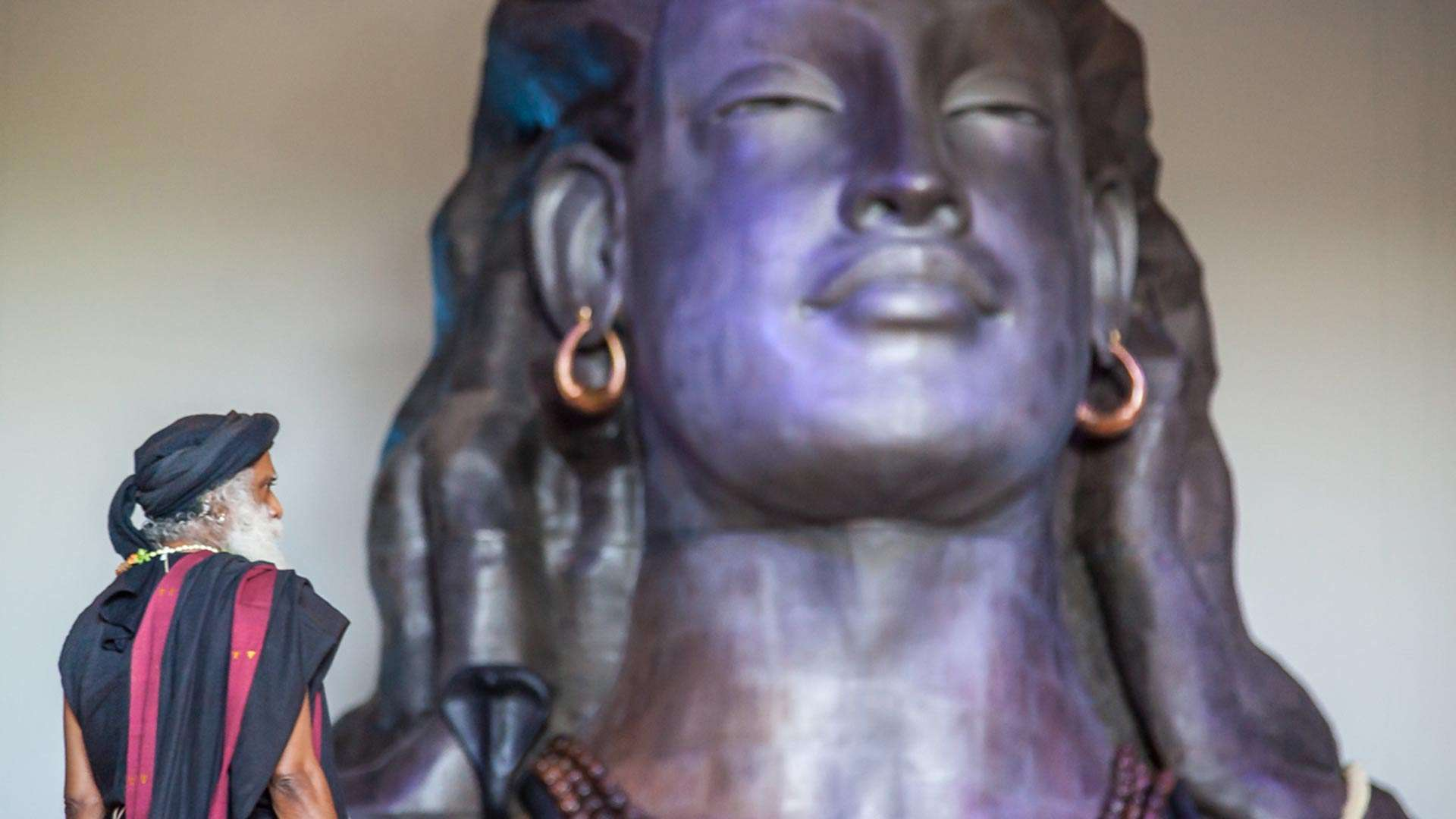The Dimensions of Adiyogi: Sadhguru on Adiyogi at iii – Part 2