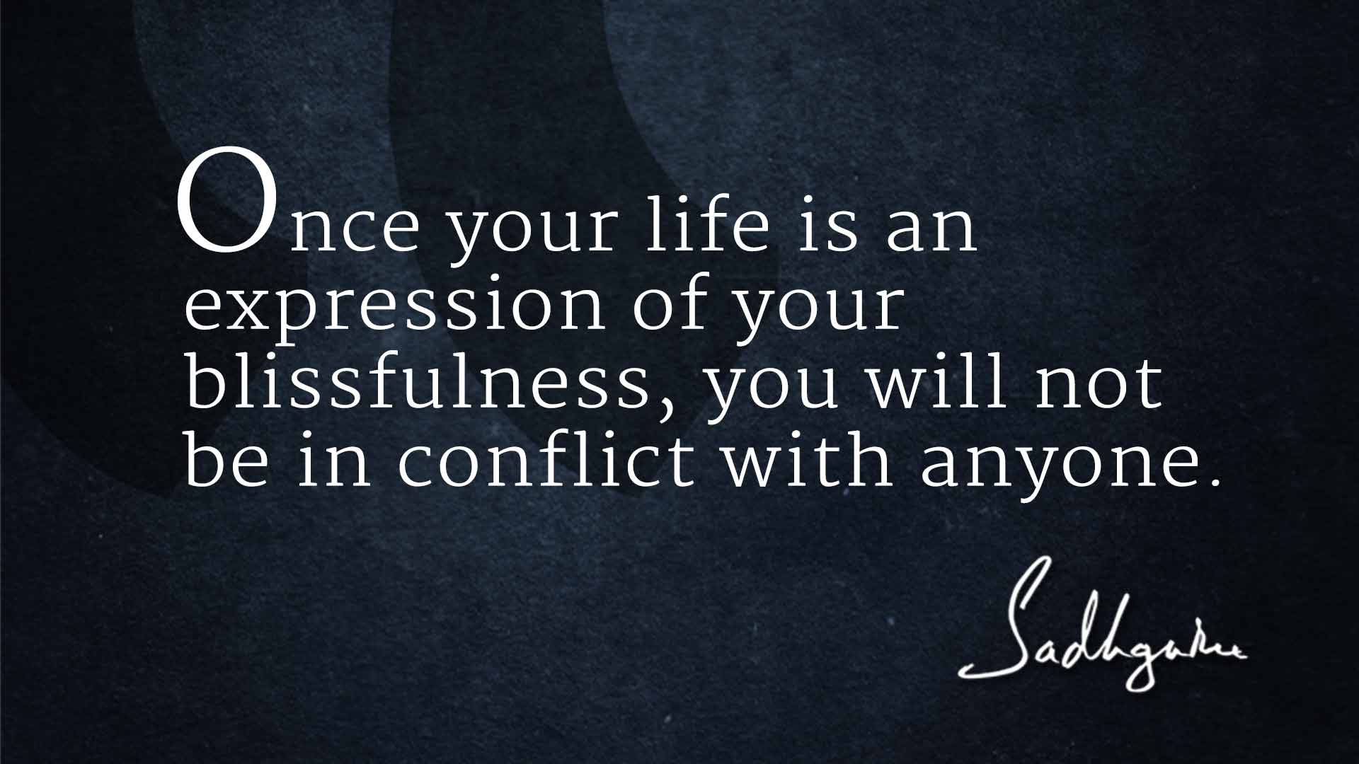 Quotes On Life From Sadhguru Isha Sadhguru