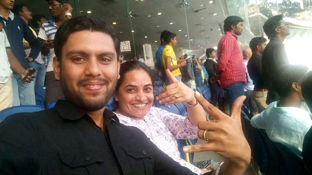 Double Rings, Triple Ton, Chepauk Magic