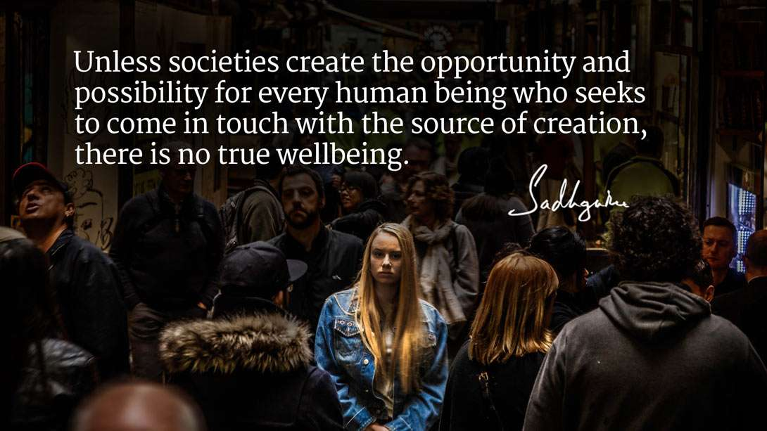 Quotes on the Source of Creation from Sadhguru