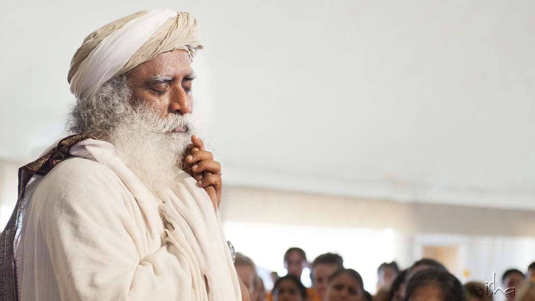 TENDERNESS Poem by Sadhguru