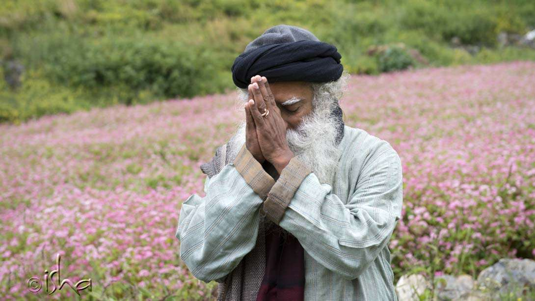 Sadhguru's Message on Receiving the Padma Vibhushan Award