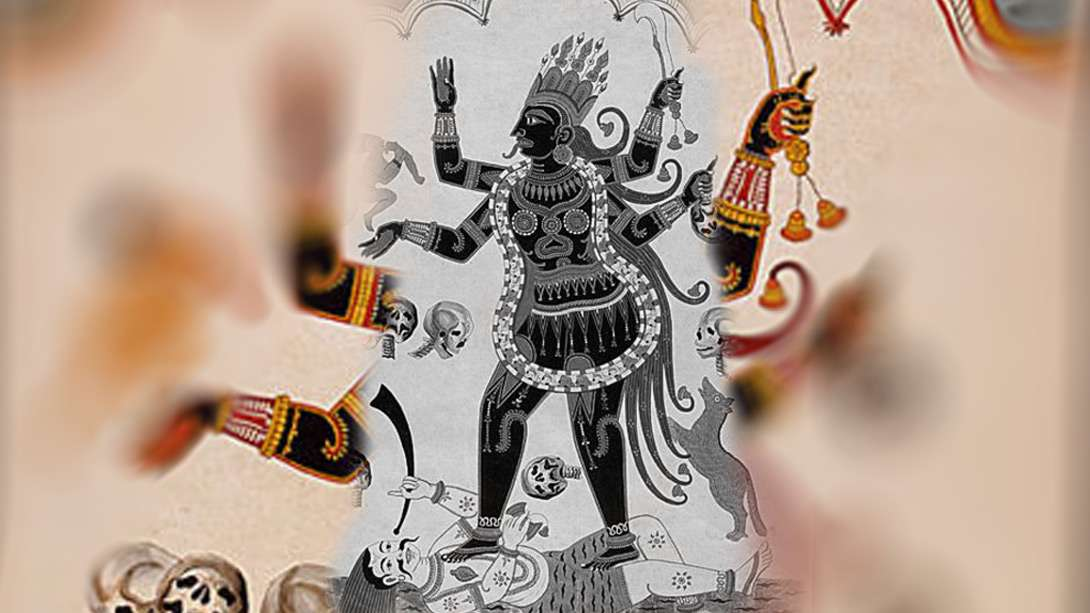 Goddess Kali – The Fierce One