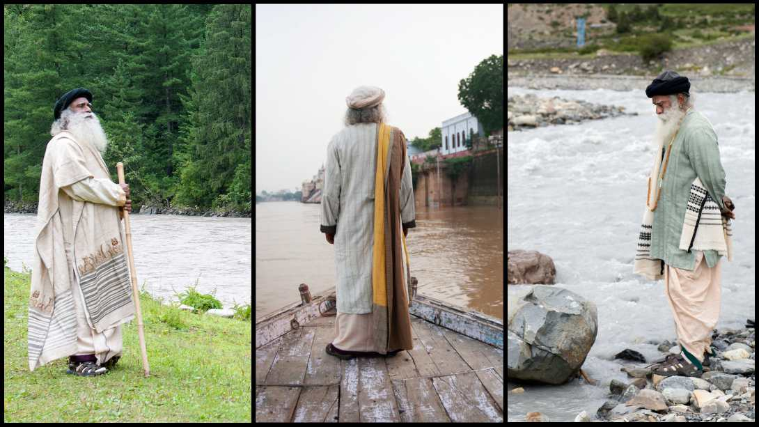 Sadhguru's Quotes on Rivers