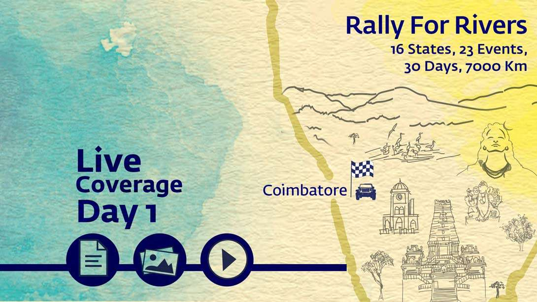 Rally for Rivers: Live Coverage – Day 1