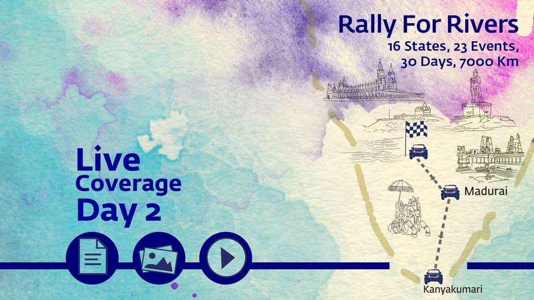 Rally for Rivers: Live Coverage – Day 2