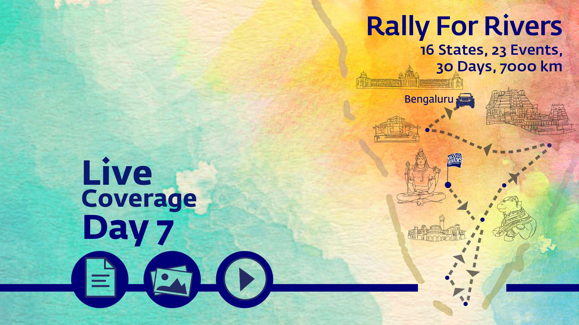 Live Coverage Day 7 - Bangalore