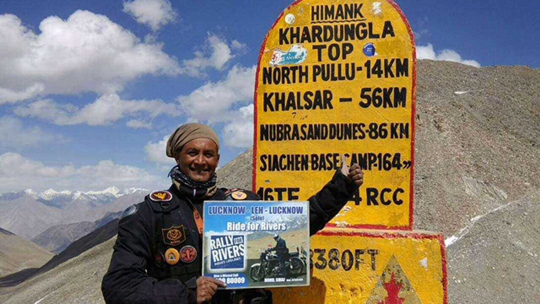 """Stone-cold"" Siraj Mirza Takes Rally for Rivers to New Heights"
