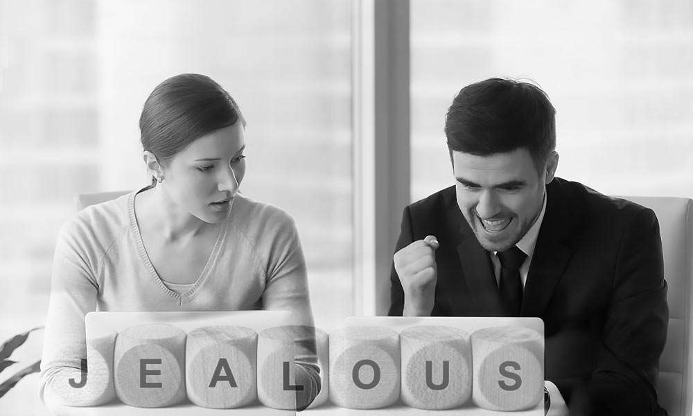 Jealous of Someone? Let Your Jealousy Nourish You