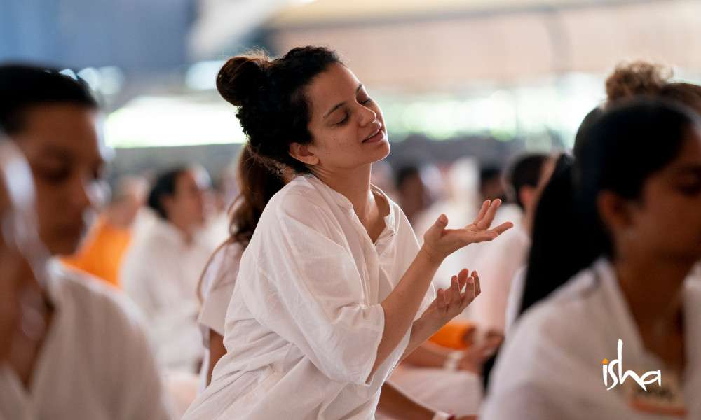 blog article | kangana ranaut shares her experience with isha