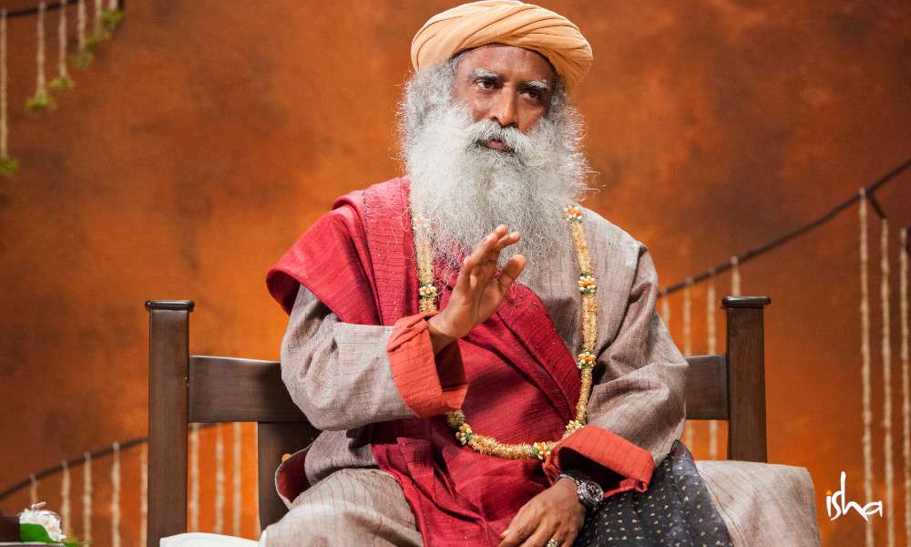 Sadhguru WIsdom Article | Leadership - A Labor of Love