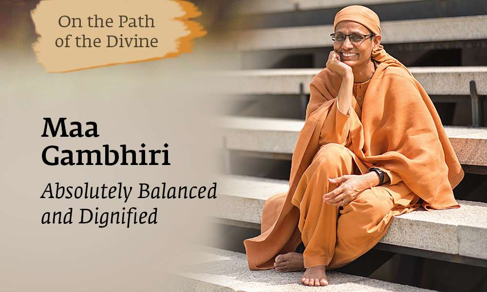 blog article | on the path of the divine maa gambiri