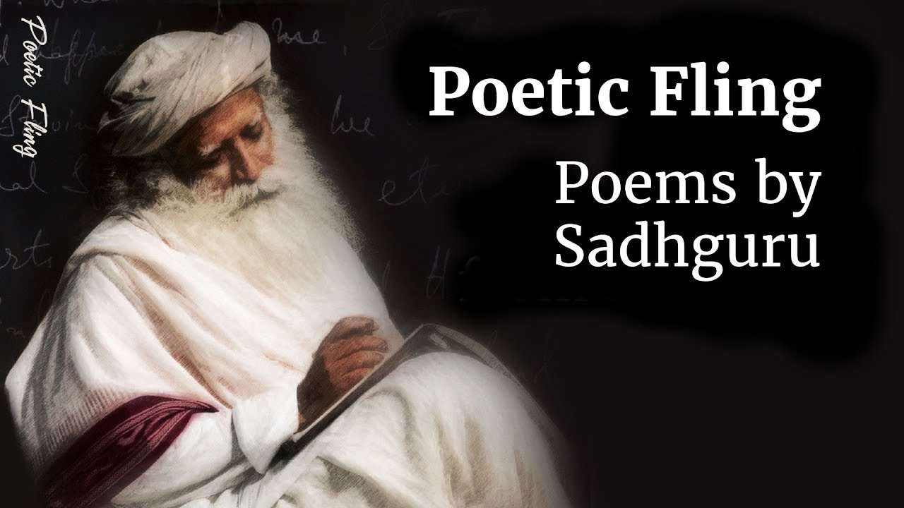 Poetic Fling - Poems By Sadhguru