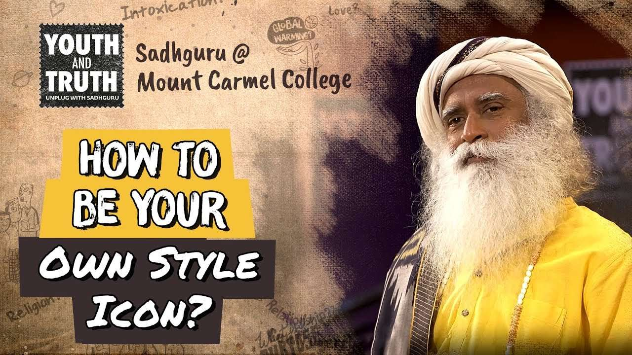 How to be Your Own Style Icon?
