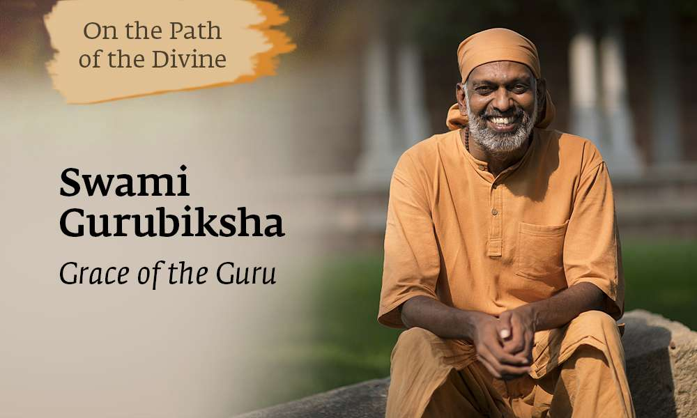 isha blog article | bramacharis series | on the path of the divine swami gurubiksha