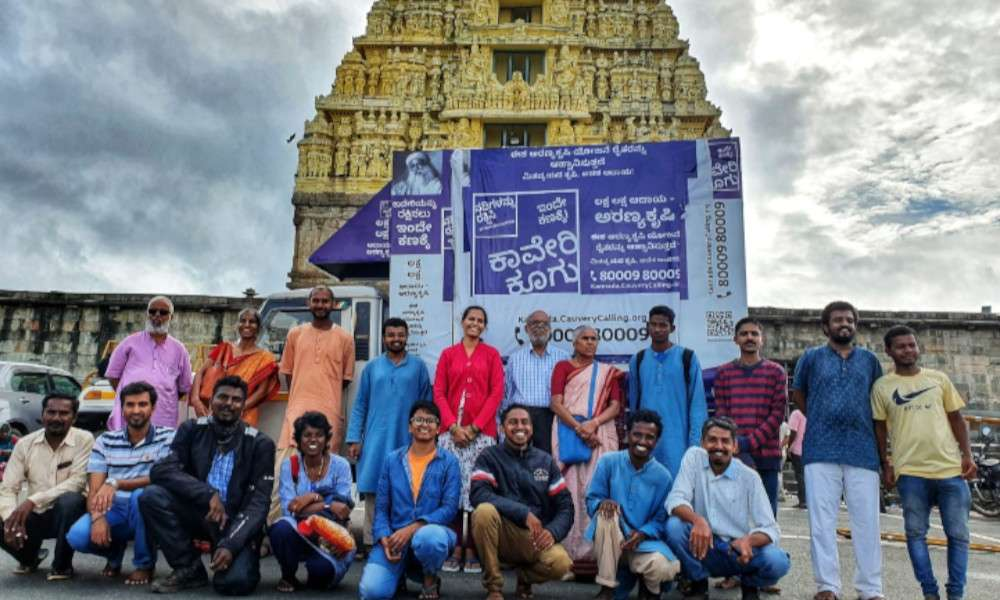 isha blog article | One Day in Belur : On the Farmer Trail of Cauvery Calling