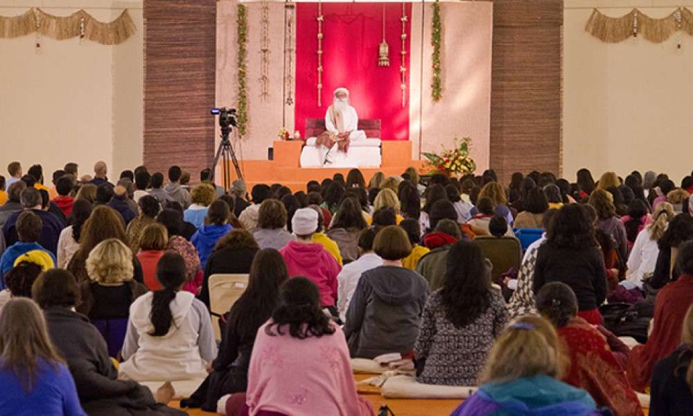 pournami-pooja-and-sathsang-with-sadhguru-at-iii