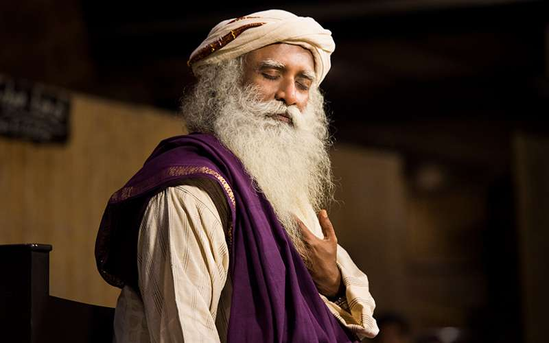 quotes inspirational - find out what sadhguru has to say about being stuck in the mind