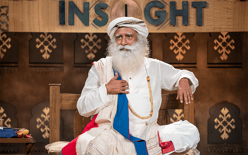 Quotes about life - Sadhguru looks at how most people are successful by accident, and are therefore suffering their success.