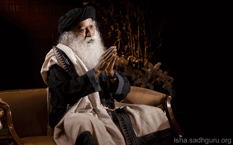 Quotes about Life - Sadhguru explains that like inhalation and exhalation, we must embrace both, life and death. He guides you how to make the right choices and how to sparkle in your existence.