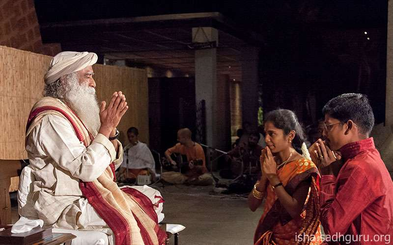 Quotes about Family - Sadhguru looks at how human relationships are not absolute, and are always variable, and need a lot of attention.