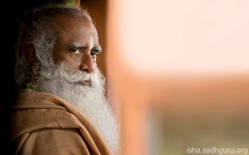 Quotes about Life - Sadhguru says to create an aspiration for the Divine right now.