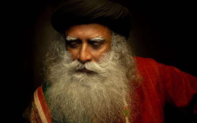 quotes inspirational - sadhguru explains pain is physical but suffering is something you create