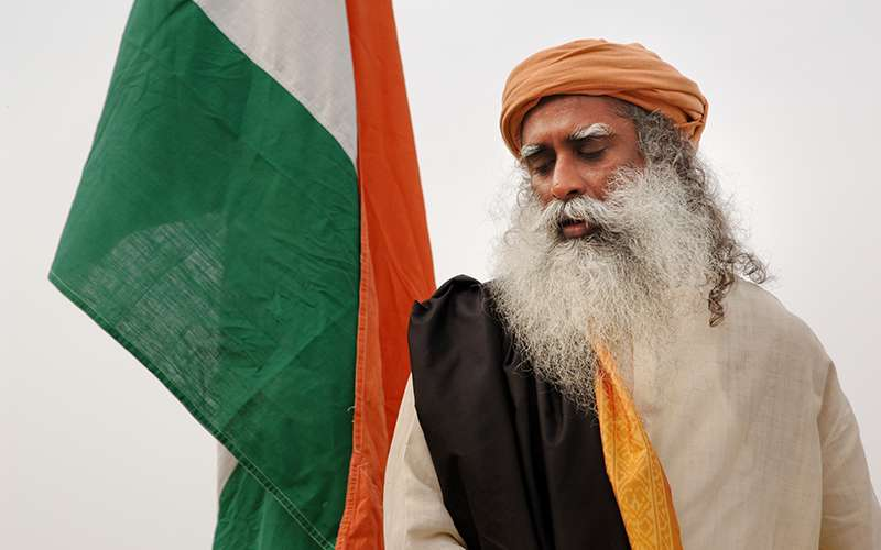 Quote Inspirational - Republic Day Message From Sadhguru