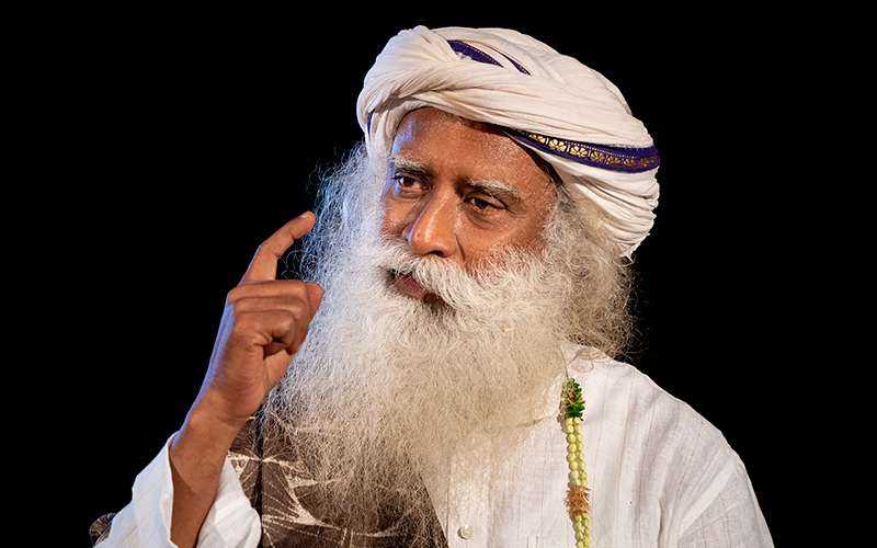 quotes inspirational - sadhguru says we need the women of the world to participate in creating a gentler economy