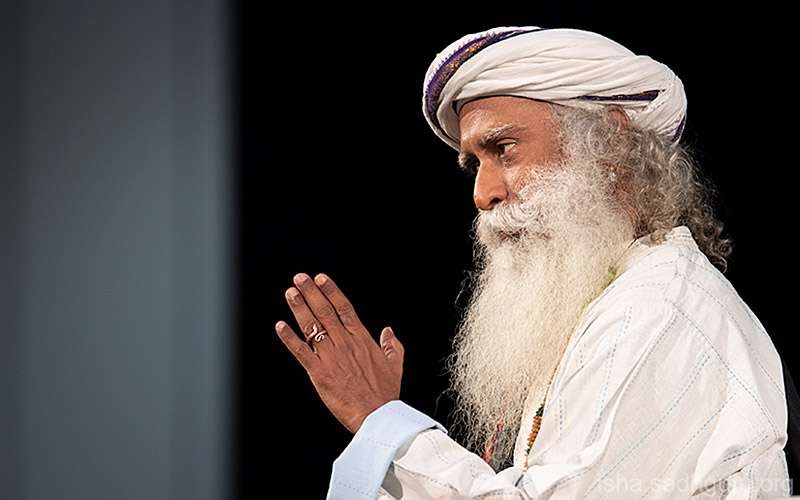 Quotes Inspirational - To stay focused and receive what is offered, Sadhguru explains that all it takes is to remind ourselves that we are mortal.