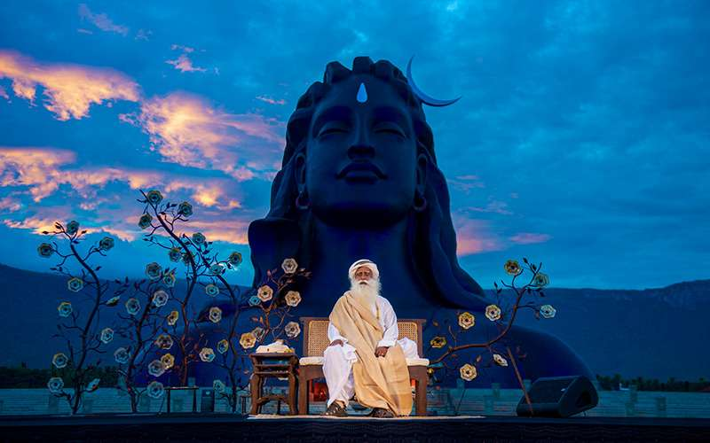 quotes god - you can join this satsang online to experience sadhgurus grace and presence wherever you are