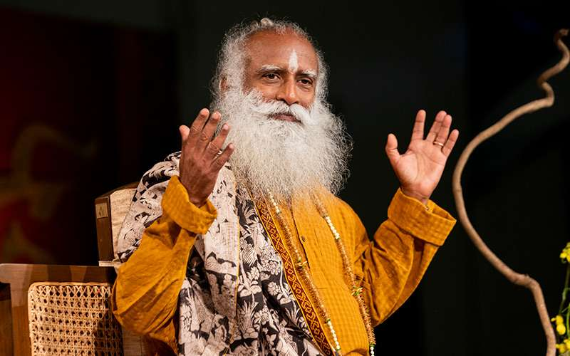 quotes deep - sadhguru looks at what it takes to develop a relationship with truth