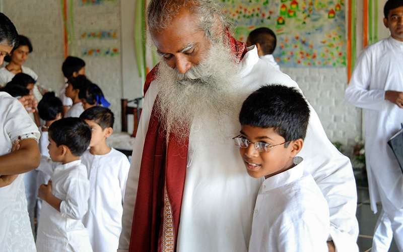 quotes about yoga - sadhguru corrects a common misconception that spirituality is about finding yourself