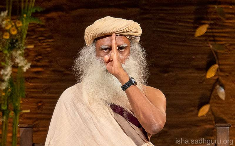 """Quotes Inspirational - Sadhguru speaks on how to bring awareness into one's life: """"So how to become aware? What is this awareness? Awareness is on many different levels."""""""