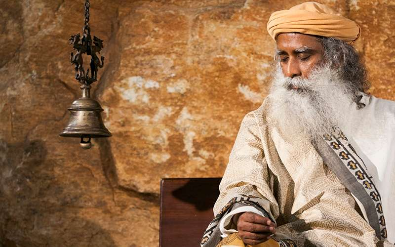 Quotes about life - Sadhguru speaks about how we can tap into the true possibility of the mind, by reaching the Chitta, a dimension where God becomes your slave!