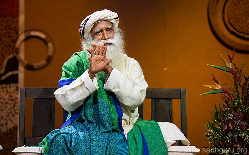 "Quotes Inspirational - Sadhguru explains his lack of understanding for the term ""stress management"" and people's desire to manage something that they don't want - stress."