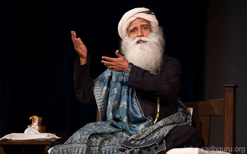 Quotes about life - Connect with Sadhguru from your Mobile