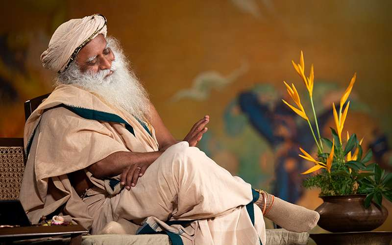Quotes Inspirational - Sadhguru explains how a person can be truly healthy in every aspect of life, not just free from disease.