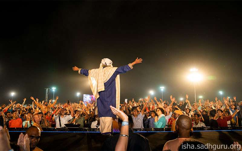 Quotes about Life - Debating about morality, virtue and sin, Sadhguru says, is just a circus invented in the human mind.