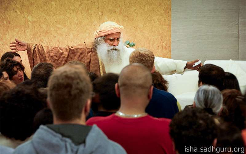 Quotes on Love - Sadhguru explains that there is no such thing as conditional love or unconditional love. There is either love or no love.