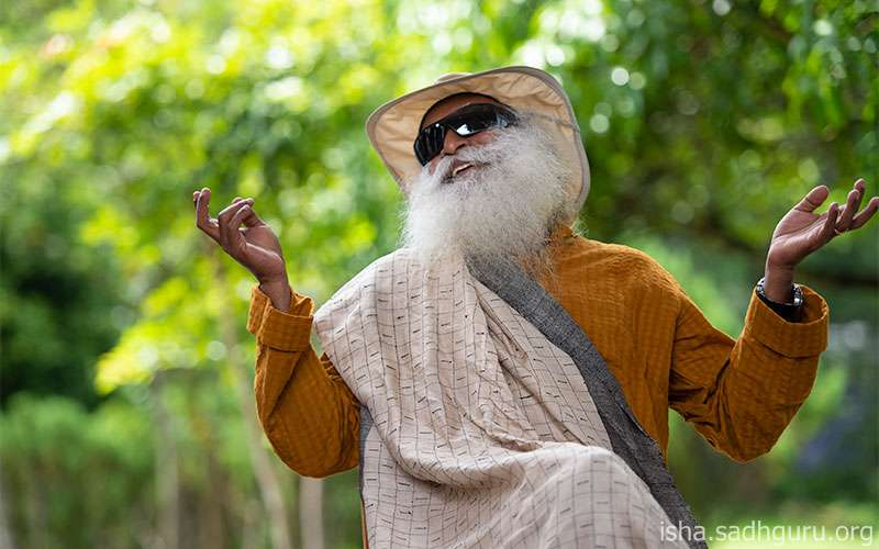 Quotes Inspirational - Sadhguru says, The most beautiful moments in life are moments when you are expressing your joy, not when you are seeking it.