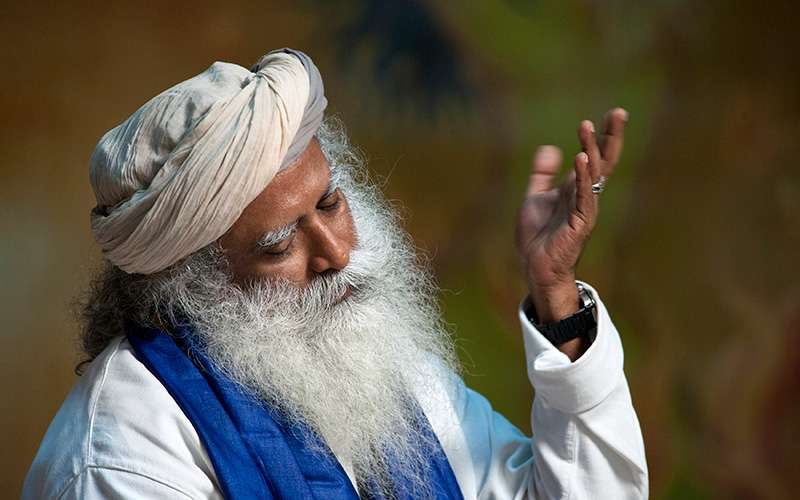 quotes deep - sadhguru speaks on how being skeptical is not against the spiritual process