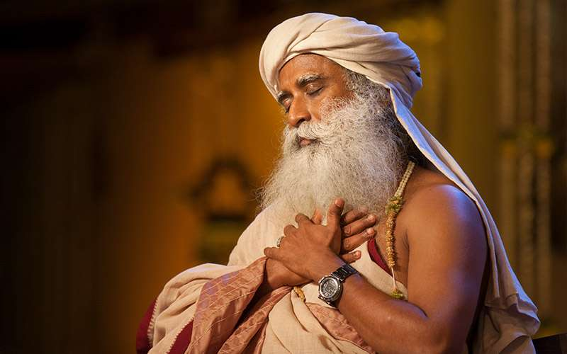 Quotes about Love - Sadhguru looks at the difference between a materialistic and a spiritual person, and why spirituality is an irrevocable love affair with life.