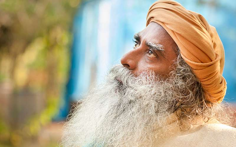 quotes deep - sadhguru answers a question on whether ones past life can affect their body