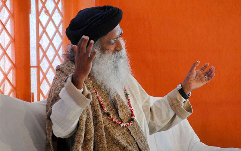 quotes inspirational - sadhguru will be offering a monthly full moon satsang