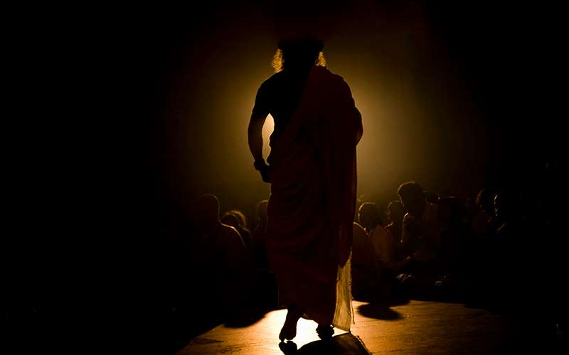quotes about yoga - samyama helps to drop your karma