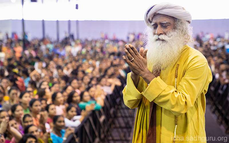 Quotes about Love - With what you get, you can make a living. Only with what you give, you can make a life  ~ Sadhguru