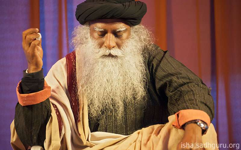 Quotes about life - Sadhguru explains, a life lived purely logically is not worth living. However, tasting life beyond the logical requires commitment and intensity.